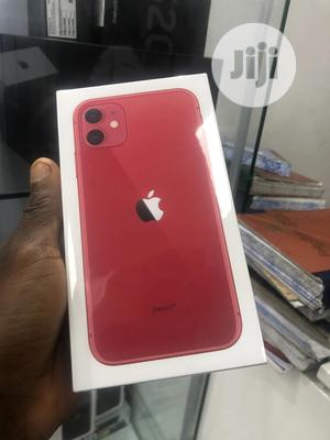 New Apple iPhone 11 64 GB Red | Mobile Phones for sale in Lagos State, Ikeja