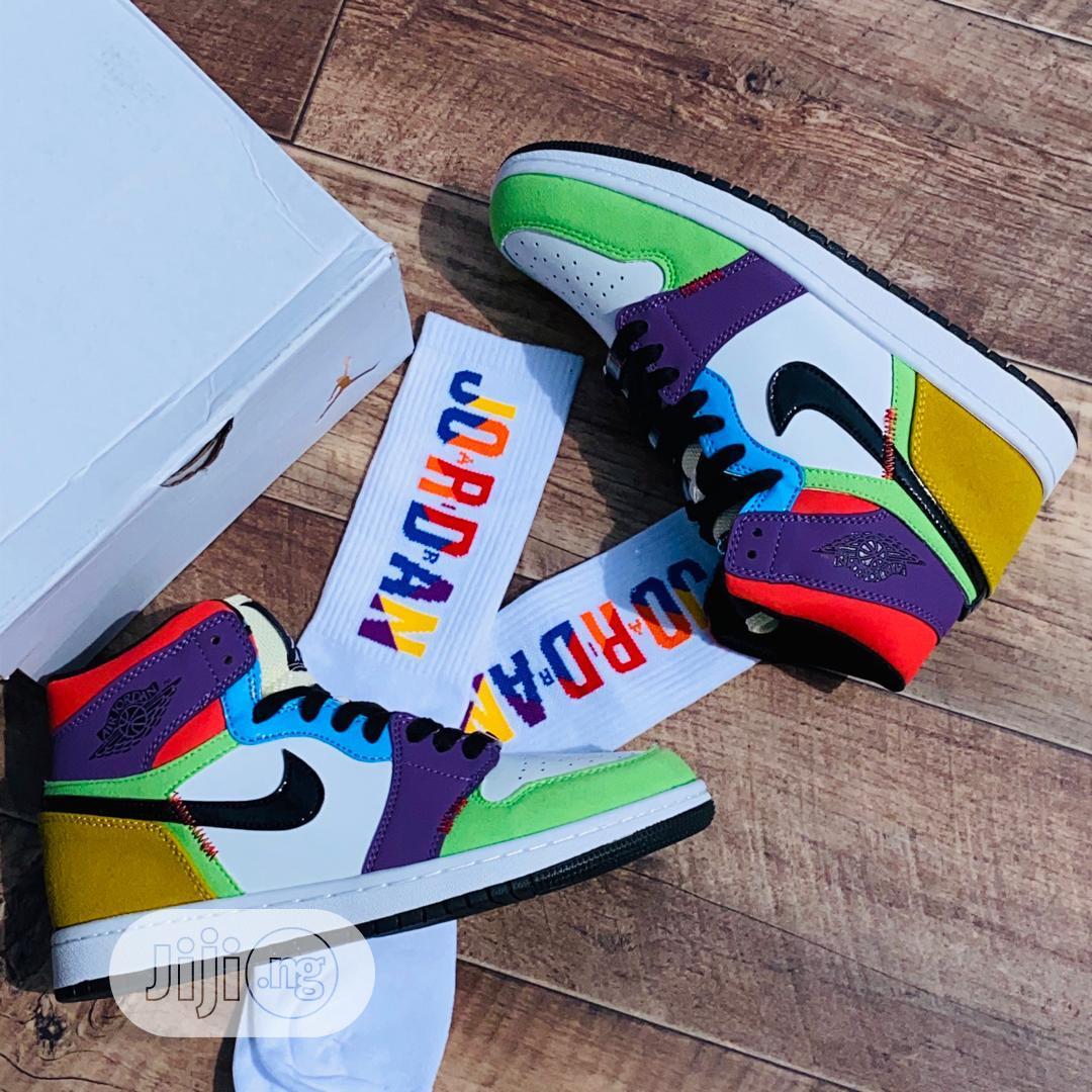 Archive: Original Nike Air Jordan 1 Colorway Low Sneakers Available