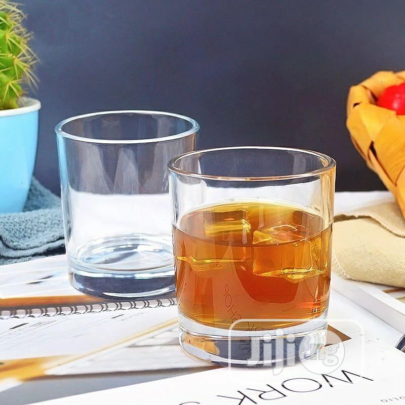 6 Set Whiskey Wine Glass