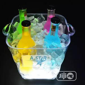 Led Acrylic Champagne Bucket | Kitchen & Dining for sale in Lagos State, Ojo