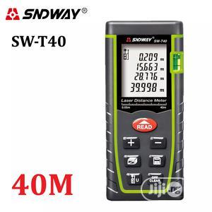 Laser Measuring Tape/Distance Meter/Laser Meter | Measuring & Layout Tools for sale in Lagos State, Lekki