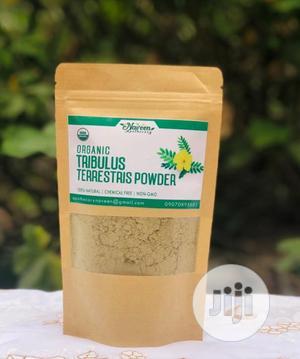 Organic Tribulus Terrestris Powder - 100g | Vitamins & Supplements for sale in Lagos State, Lekki