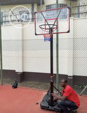 Fibre Glass Basketball Stand (American Fitness) | Sports Equipment for sale in Abuja (FCT) State, Jabi
