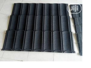 Bond Docherich Stone Coated Step Tile Roofing Sheet, Call | Building Materials for sale in Lagos State, Ajah
