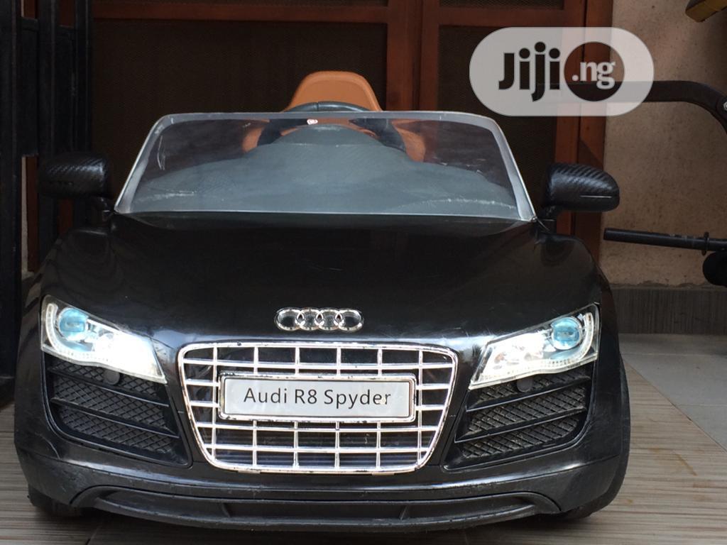 Uk Used Audi Automatic Toy Car