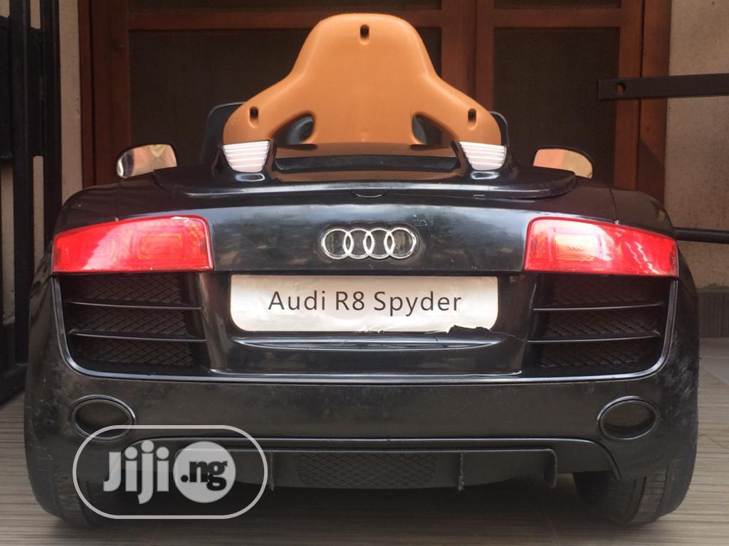 Uk Used Audi Automatic Toy Car   Toys for sale in Ikeja, Lagos State, Nigeria