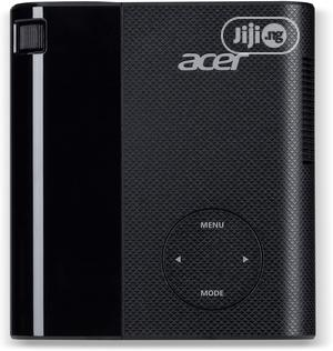 Acer C200 LED 200 Lumens MINI Portable Projector - Black | Accessories & Supplies for Electronics for sale in Lagos State, Ikeja