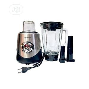 Kenwood 301C-1 Ice Crusher Stainless Steel Blender | Kitchen Appliances for sale in Lagos State, Ojo