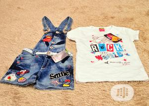Kids Top And Jean Rompers   Children's Clothing for sale in Rivers State, Obio-Akpor