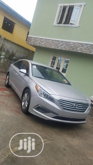 Hyundai Sonata 2016 Silver | Cars for sale in Lagos State, Ajah