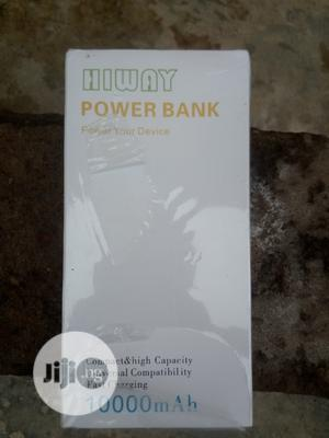 HIWAY 10000mah Power Bank (White)   Accessories for Mobile Phones & Tablets for sale in Ondo State, Akure