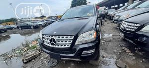 Mercedes-Benz M Class 2010 Black   Cars for sale in Lagos State, Apapa