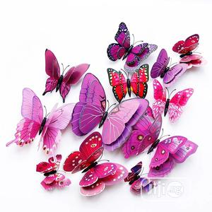 3d Butterfly Wall Sticker | Home Accessories for sale in Lagos State, Alimosho