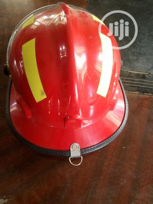 Fire Resistant Helmet. | Safetywear & Equipment for sale in Lagos State, Orile