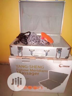 Fohow Meridian Terapy Massage Machine | Medical Supplies & Equipment for sale in Lagos State, Ifako-Ijaiye
