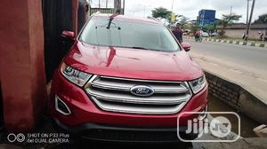 Ford Edge 2018 Titanium AWD Red | Cars for sale in Lagos State, Amuwo-Odofin