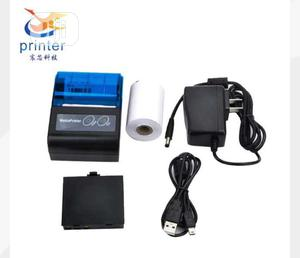 PHONE Mobile Bluetooth Receipt Thermal Printer- 58mm   Printers & Scanners for sale in Lagos State, Ikeja