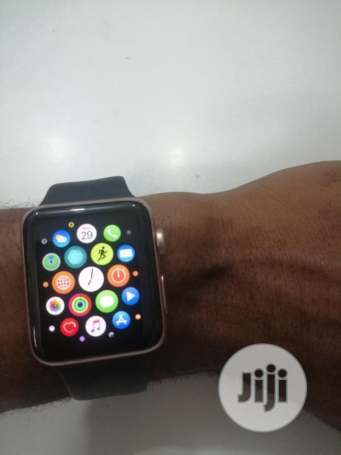 Apple Watch Series 5 | Smart Watches & Trackers for sale in Wuse 2, Abuja (FCT) State, Nigeria