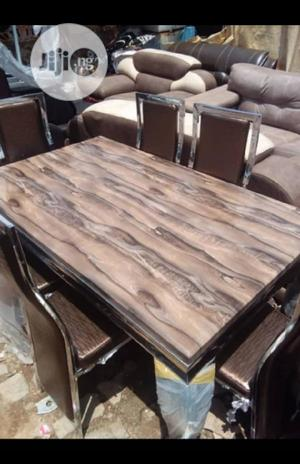 New Marble Dining Table | Furniture for sale in Lagos State, Magodo