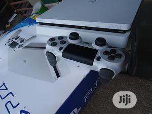 White Ps4 Slim   Video Game Consoles for sale in Oyo State, Ibadan