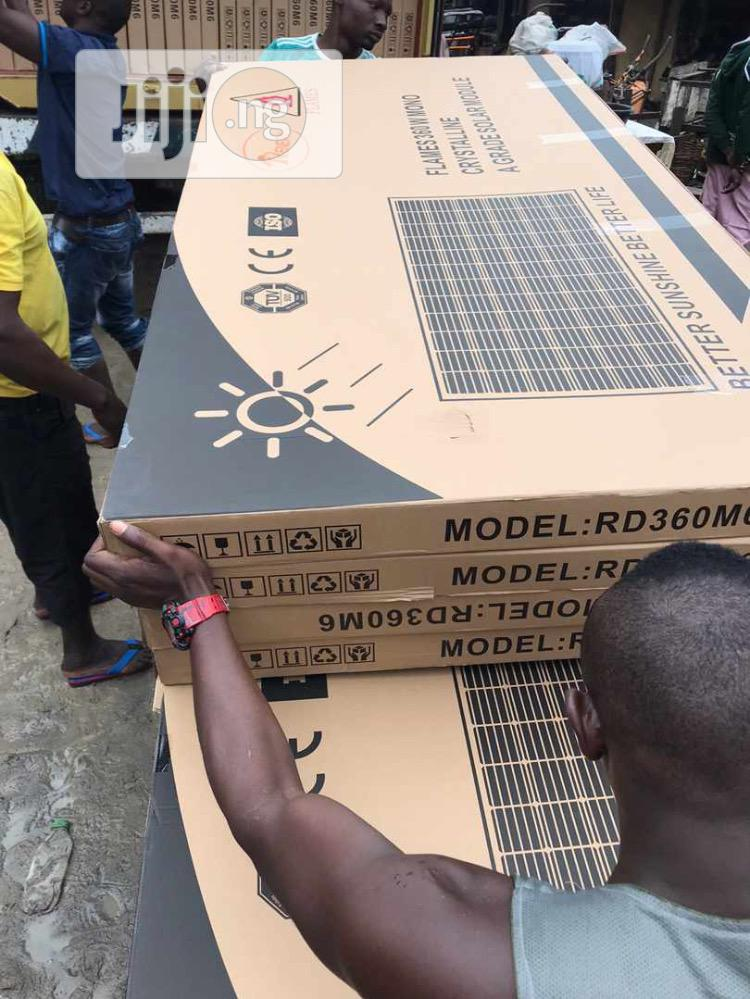 300w Flame Solar Panel Available With 35yrs Warranty | Solar Energy for sale in Lekki, Lagos State, Nigeria