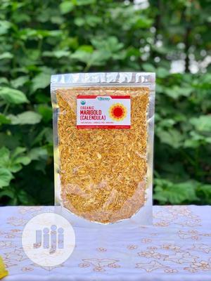 Organic Calendula Flower - Marigold - 100g   Vitamins & Supplements for sale in Lagos State, Lekki
