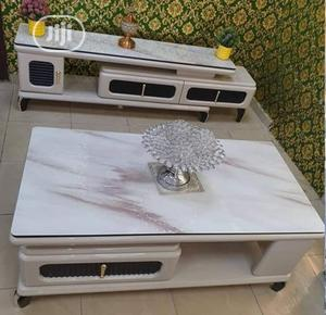 Quality Pure Wood Drower Adjustable Stand Inside Catoon | Furniture for sale in Lagos State, Ojo