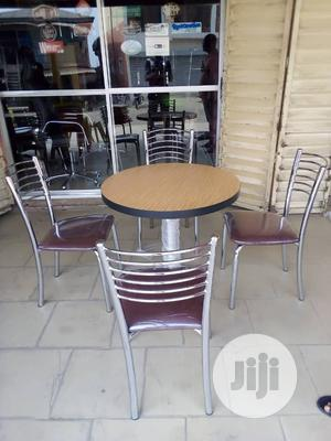 Restaurant And Bar Chairs And Table | Furniture for sale in Lagos State, Yaba