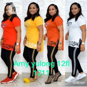 Female Casual Top and Trousers | Clothing for sale in Lagos State, Ikeja