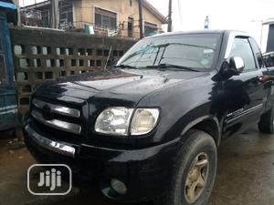 Toyota Tundra 2003 Automatic Black | Cars for sale in Lagos State, Mushin