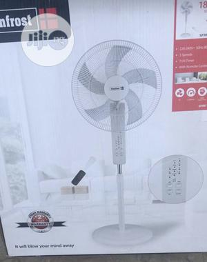 Scanfrost Rechargeable Standing Fan   Home Appliances for sale in Lagos State, Ikeja