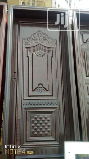 Iron Single Door 3ft By 7ft | Doors for sale in Lagos State, Mushin