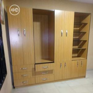 Standard Wardrobe 8 By 6   Furniture for sale in Lagos State, Mushin