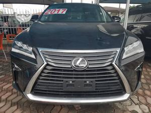 Lexus RX 2017 350 FWD Purple | Cars for sale in Lagos State, Ajah