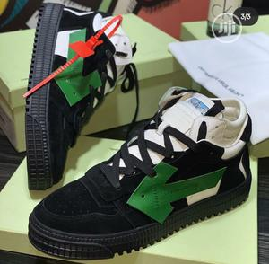 OFF-WHITE Designer Sneakers for Men   Shoes for sale in Lagos State, Magodo