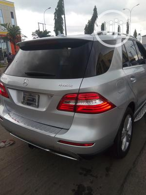 Mercedes-Benz M Class 2013 ML 350 4Matic Silver | Cars for sale in Rivers State, Port-Harcourt