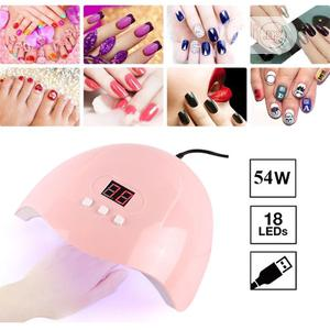 54W LED Nail Dryer UV Gel Nail Polish | Tools & Accessories for sale in Oyo State, Ibadan