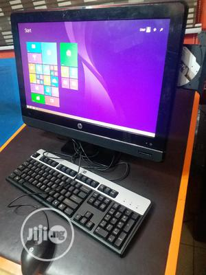 Desktop Computer HP AiO 22 4GB Intel Core 2 Duo HDD 320GB   Laptops & Computers for sale in Lagos State, Ikeja