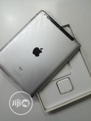 New Apple iPad 3 Wi-Fi + Cellular 64 GB Silver   Tablets for sale in Abuja (FCT) State, Wuse 2