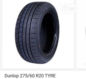 Dunlop Tyre Size 275/ 60 R20 | Vehicle Parts & Accessories for sale in Lagos State, Lagos Island (Eko)