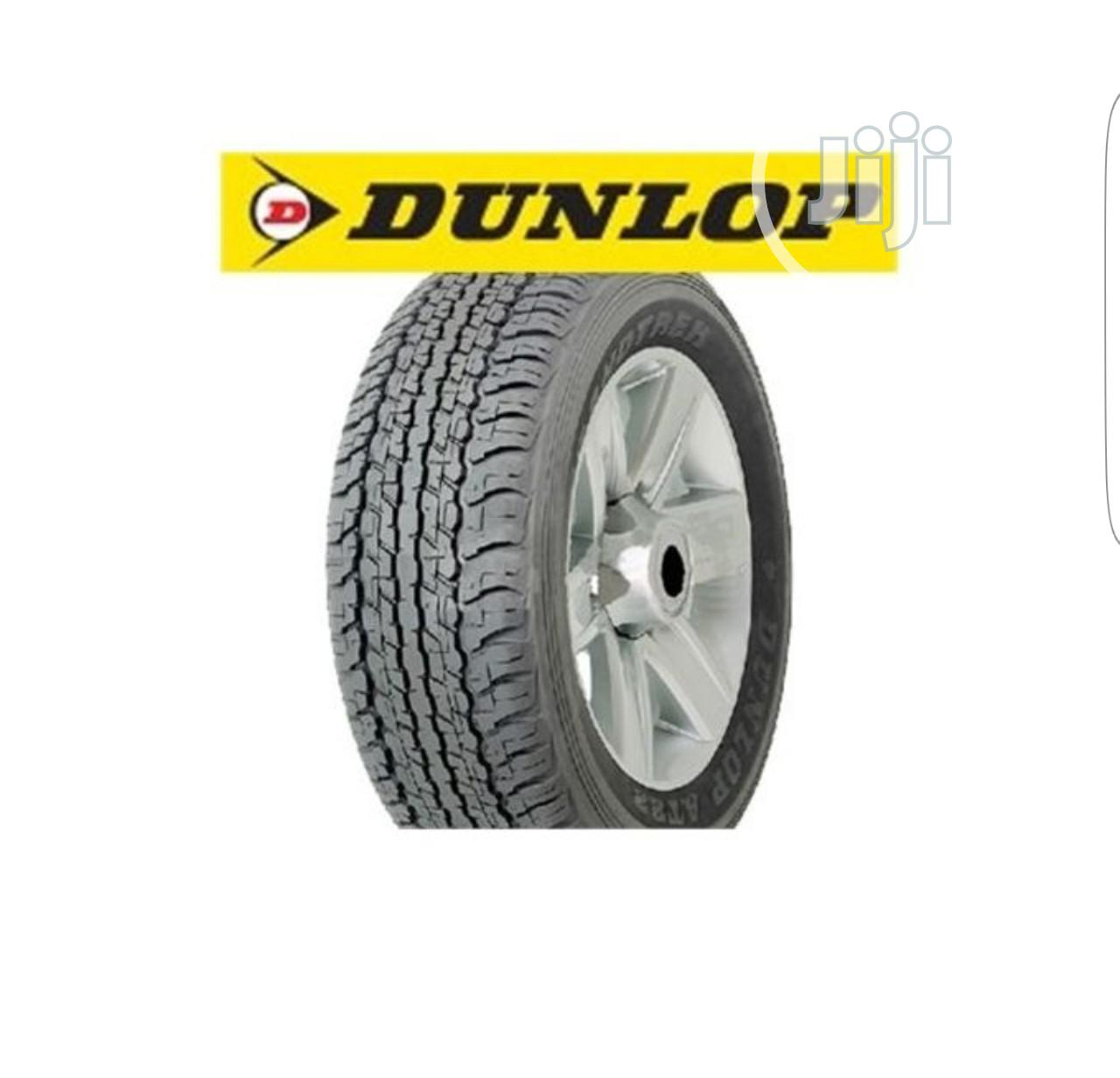 Size 265/70R17 Brand New Dunlop Tyre