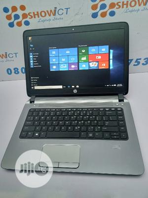 Laptop HP ProBook 440 4GB Intel Core I3 HDD 500GB | Laptops & Computers for sale in Lagos State, Lagos Island (Eko)