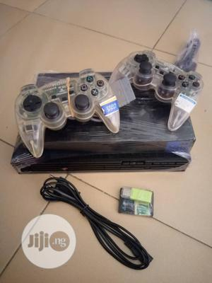 Sony Playstation 2 Game Console + 10 Free Games, Accessories | Video Game Consoles for sale in Abuja (FCT) State, Wuse