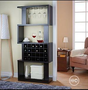 Wine 🍷 Rack Bar   Furniture for sale in Lagos State, Lekki