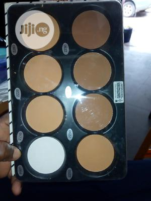 Zaron Face Powder Palette   Makeup for sale in Lagos State, Amuwo-Odofin