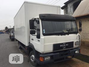 Man Haulage Van 1999 White | Trucks & Trailers for sale in Imo State, Owerri