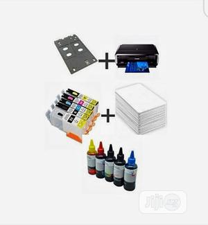 Pixma 7240 Id Card, CD, Photo & Paper Printer & Accessories | Printers & Scanners for sale in Lagos State, Ikeja