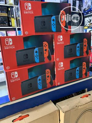 Nintendo Switch B   Video Game Consoles for sale in Abuja (FCT) State, Wuse 2
