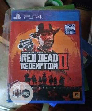 PS4 Red Redemption 2   Video Games for sale in Lagos State, Agege