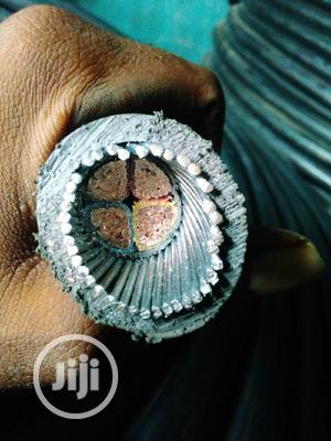 35mm 4 Core Armoured Cable   Electrical Equipment for sale in Lagos State, Lagos Island (Eko)